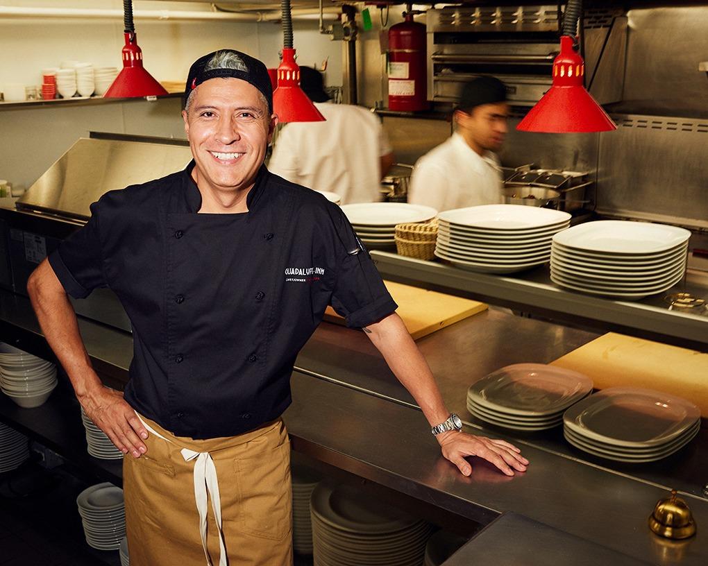 At Knickerbocker Avenue's New Eatery Guadalupe Inn, A Veteran Chef Presents Elegant Mexican Fare — Restaurants on Bushwick Daily