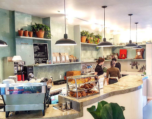 Island-Inspired Cafe Erzulie Makes a Splash on Broadway — Coffee on Bushwick Daily