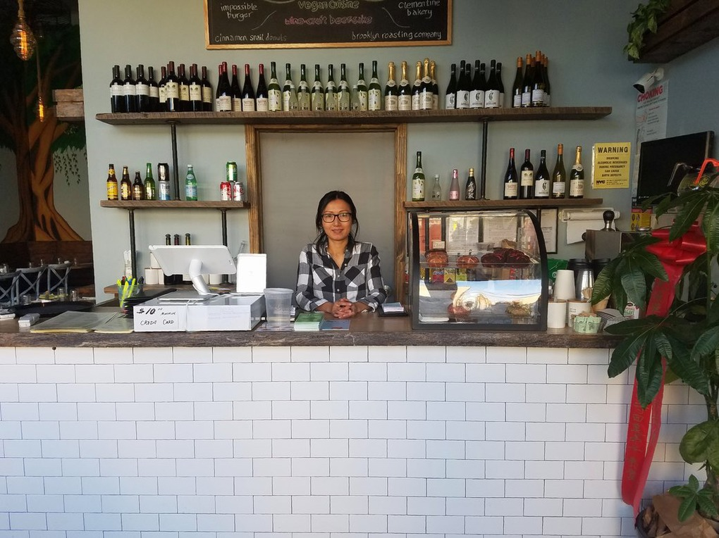 Amituofo Is a New Vegan Place in Bushwick That Dishes Delicious Asian and American Cuisine  — Food and Drink on Bushwick Daily