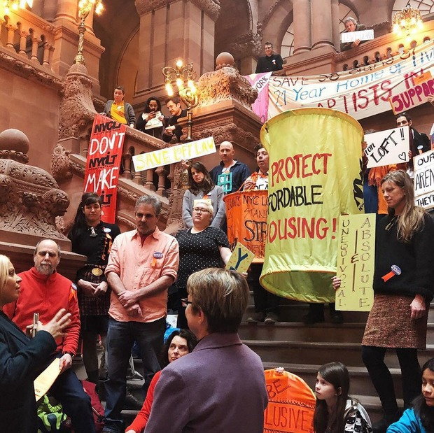 Governor Cuomo Signs Loft Law Clean-Up Bill Amid Messy Community Debate — News on Bushwick Daily