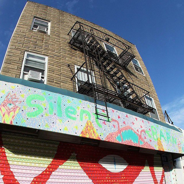 "Silent Barn Supporters Are Giving the Space the ""Last Rites"" at a Farewell Event on Sunday  — Arts & Culture on Bushwick Daily"