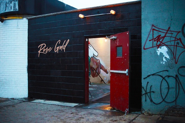Rose Gold Is The Latest Underground Nightclub Set To Open