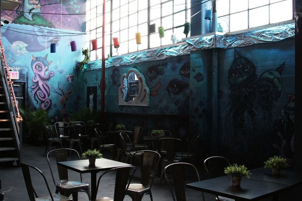 New Bar The Deep End Makes a Splash off of Ridgewood's Halsey L Stop  — Bars on Bushwick Daily