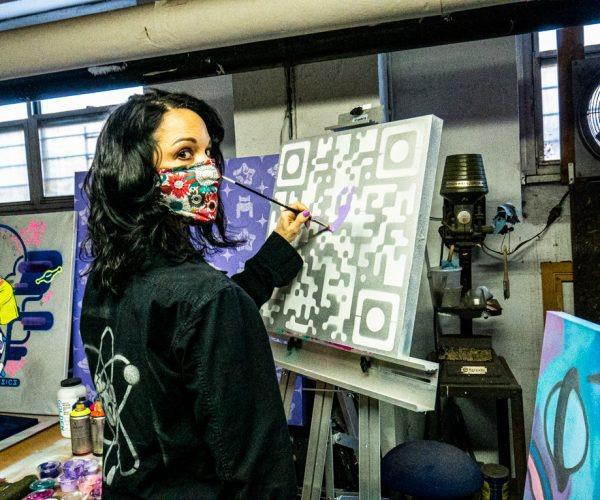 Bushwick Art Club: Marzipan Physics — Arts & Culture on Bushwick Daily