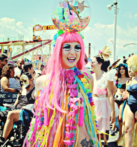 Check Out Pics from the Always Magical Coney Island Mermaid Parade — Arts & Culture on Bushwick Daily