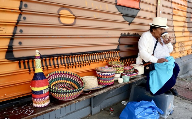 Artesanias: Rare, Handmade Ecuadorian Baskets and Crafts Brighten up Bushwick — Community on Bushwick Daily
