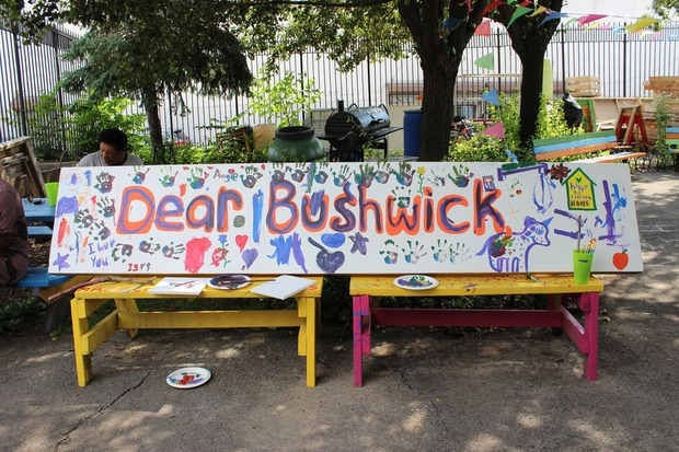 Unity and Empathy: Local Artist Gathered Bushwick Community to Connect Through Art and Storytelling — Community on Bushwick Daily