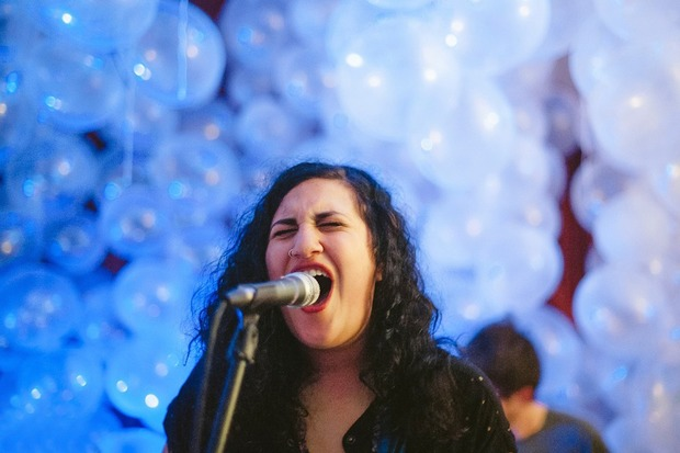 Do the Dog Days Right With Palehound & Friends at Trans-Pecos