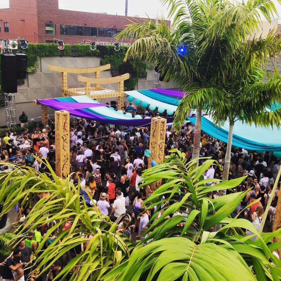 Massive Outdoor Club Brooklyn Mirage Will Re-Open in East Williamsburg After a Long Struggle — News on Bushwick Daily