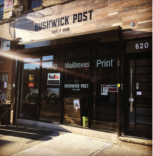 Bushwick Post Opens Near the Wilson L to Alleviate Delivery Woes — Community on Bushwick Daily