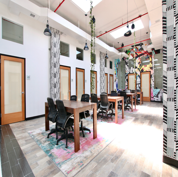 BKLYN Commons, a Coworking Space That Knows What's What Opens With a Bang — Sponsored on Bushwick Daily