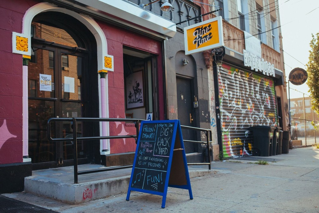 Central Ave's Newest Joint, Fine Time, Is Hosting a Grand Opening Party Tomorrow — Bars on Bushwick Daily