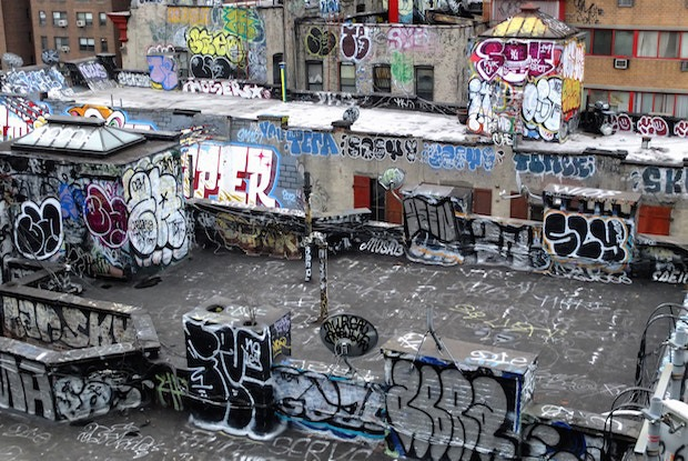 Indie Film Dead Layer Features Bushwick Graffiti — Arts & Culture on Bushwick Daily