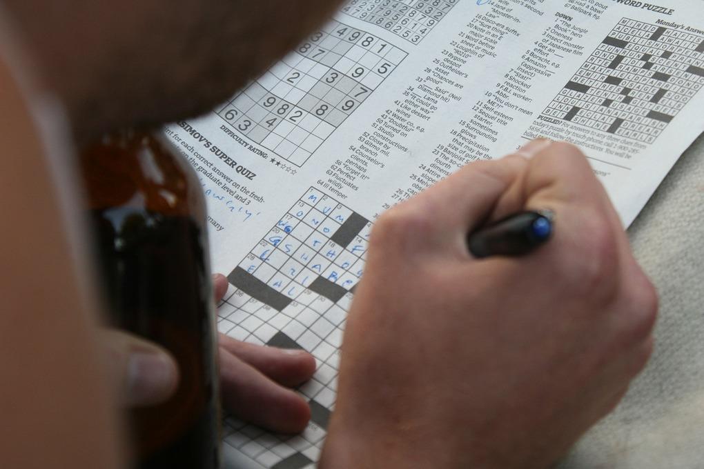 Did You Notice Bushwick's Appearance in the NYT Crossword Last Weekend? — Arts & Culture on Bushwick Daily