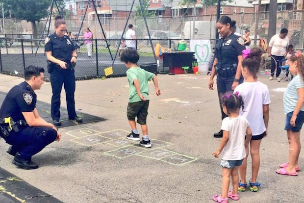 Celebrate the 35th National Night Out Against Crime This Tuesday — Community on Bushwick Daily