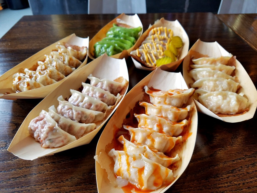 Ozi Dumplings in Bushwick Does Unique Takes on an Asian Favorite — Food and Drink on Bushwick Daily