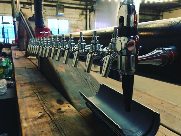 Booze News: Queens Brewery Opens a Beer Hall on the Bushwick and Ridgewood Border Today — Food and Drink on Bushwick Daily