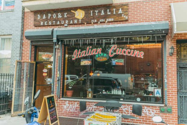 Sapore Di Italia Is a Gamechanger in Bushwick's Italian Cuisine — Sponsored on Bushwick Daily