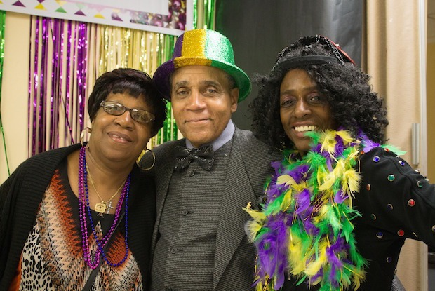 PHOTOESSAY: A New Orleans-Themed Evening to Remember at the Roundtable Senior Center — Community on Bushwick Daily