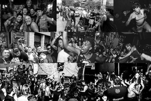 Latinx Punk Festival 2016 Brings DIY Ethos to East Williamsburg — Arts & Culture on Bushwick Daily