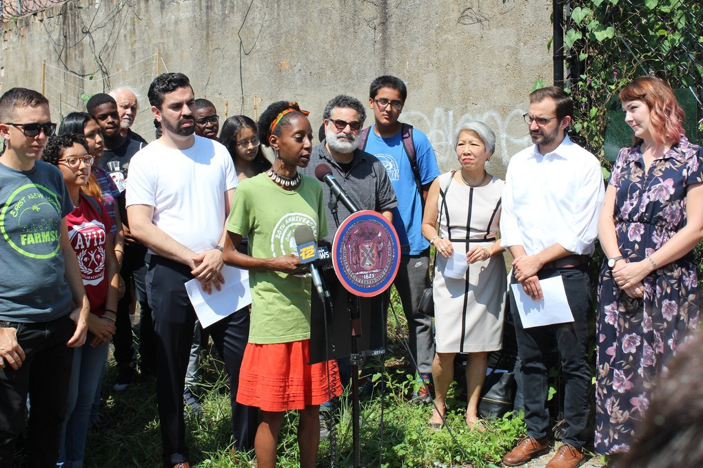 Urban Agriculture Strikes A Win With Espinal And Adam's Collective Charter — Community on Bushwick Daily