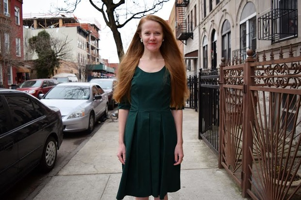 This Bushwick Dress Designer Is Going Global — Community on Bushwick Daily