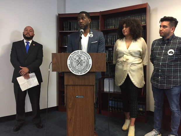 Public Advocate Introduces Bill to Mandate Racial Impact Study in City Rezoning Process — News on Bushwick Daily