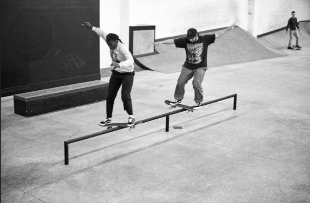 New Indoor Skatepark Opens in Bushwick  — News on Bushwick Daily