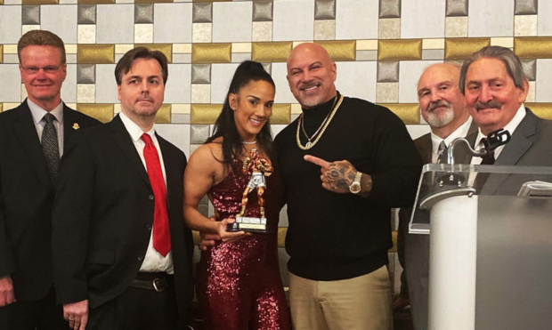 Bushwick Boxer Serrano Named 'Fighter of the Decade' — News on Bushwick Daily