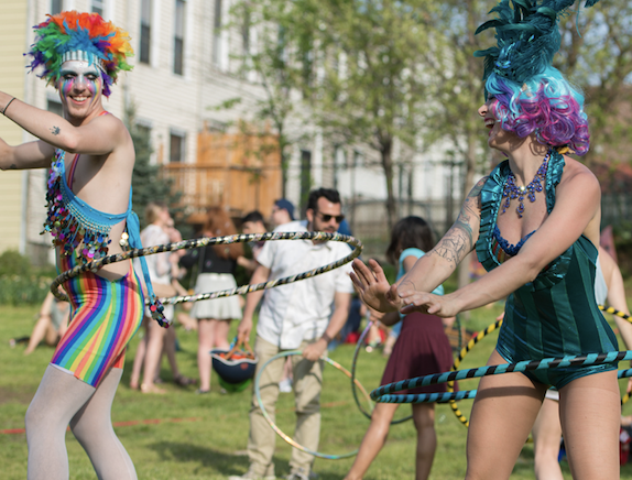 Enjoy Some Mead and Knockerball at the New Amsterdam Festival in Ridgewood This Weekend — Community on Bushwick Daily