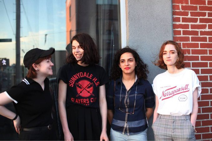 Human People Impress On Butterflies Drink Turtle Tears Plus The Best Shows In Bushwick This Week — Bushwick Bandstand on Bushwick Daily
