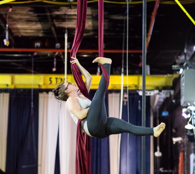 Bookworms, the Brooklyn Book Festival Comes to Bushwick Tonight with Aerialists and Authors! — Arts & Culture on Bushwick Daily