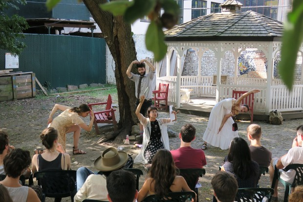 Free Theater in Brooklyn's Community Gardens Through Sept. 29 — Arts & Culture on Bushwick Daily