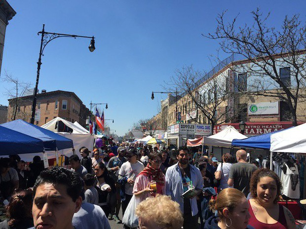 Myrtle Avenue Hosts Its Annual Family-Friendly Spring Festival This Sunday — Community on Bushwick Daily