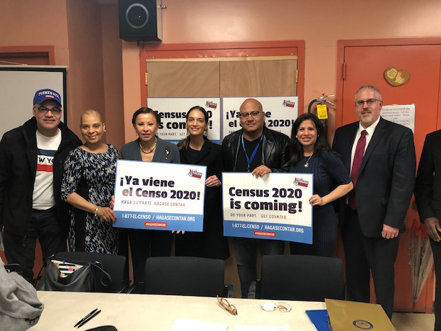 Congresswoman Calls on Bushwick Community to Participate in 2020 Census — News on Bushwick Daily