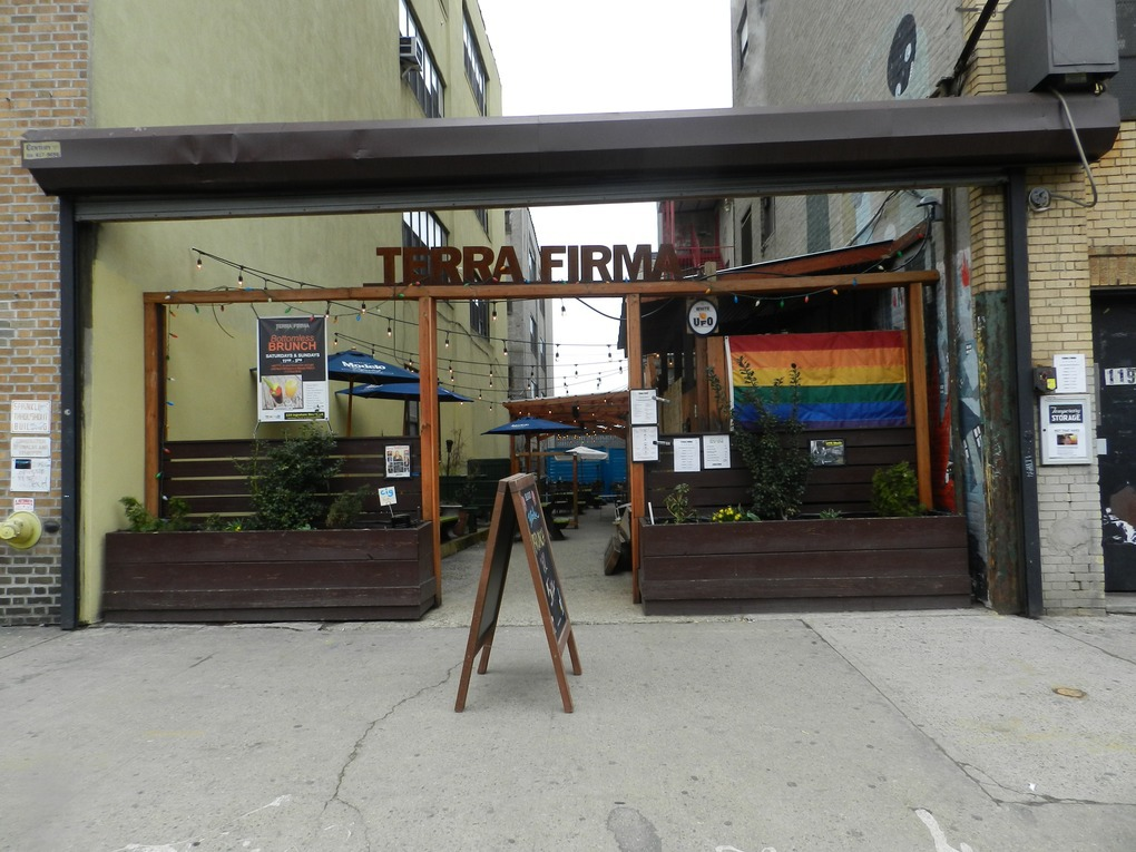 Bushwick's Best Brunch Spot is: Terra Firma! — Restaurants on Bushwick Daily