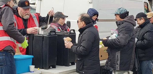 Local Volunteers Pull Together to Serve the Homeless of Bushwick During Temperature Drops — Community on Bushwick Daily