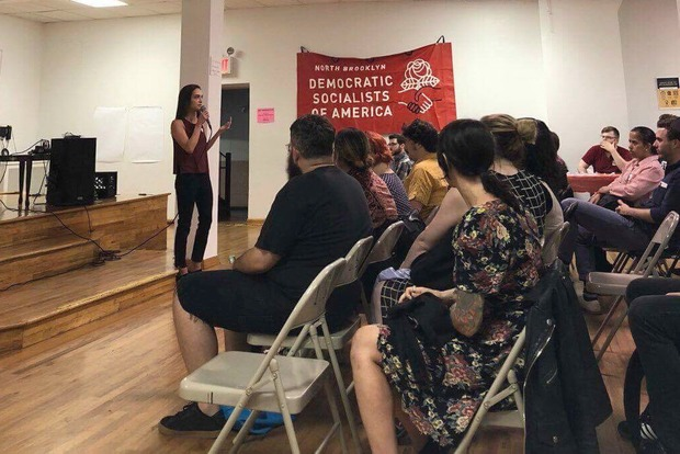 What Is Democratic Socialism? A Q & A With The North Brooklyn DSA — Community on Bushwick Daily
