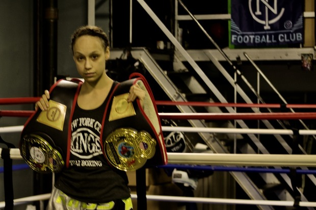 Carmen Corchado: A Bushwick Native & Fighter Heads To the Garden Tonight — Community on Bushwick Daily