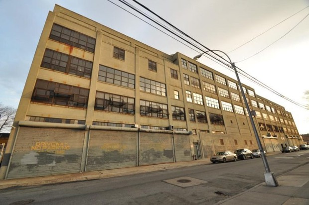 This Giant Ridgewood Warehouse May Soon Become Apartments — Real Estate on Bushwick Daily