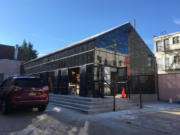 Evil Twin Brewing Is Building a Beer Garden and Taproom Next Door to Their Brewery in Ridgewood — Food and Drink on Bushwick Daily