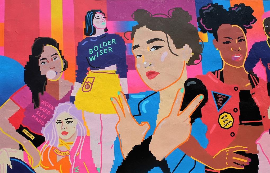 This International Bushwick Street Art Collabo Is Breathtaking—and Tech Savvy! — Arts & Culture on Bushwick Daily