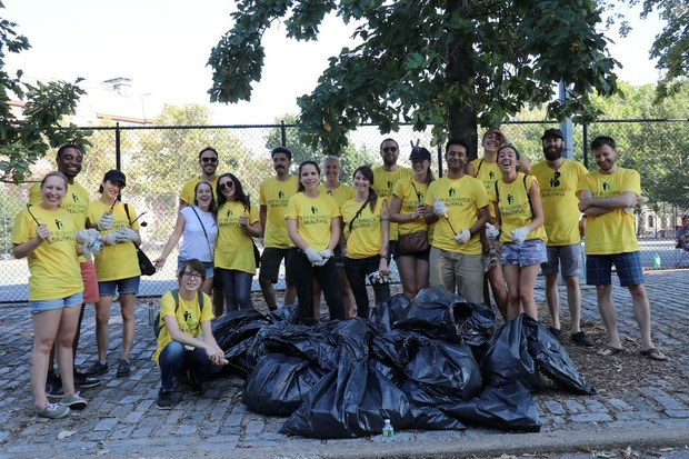 Clean Bushwick Initiative is Working to Create a Trash-Free Neighborhood — Community on Bushwick Daily