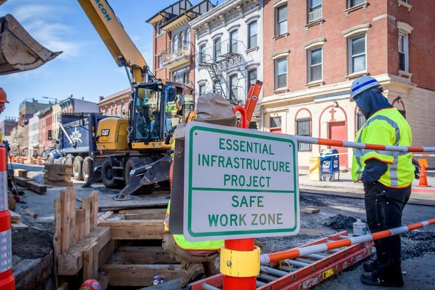National Grid Halts Brooklyn Pipeline Over COVID-19 Pandemic  — News on Bushwick Daily