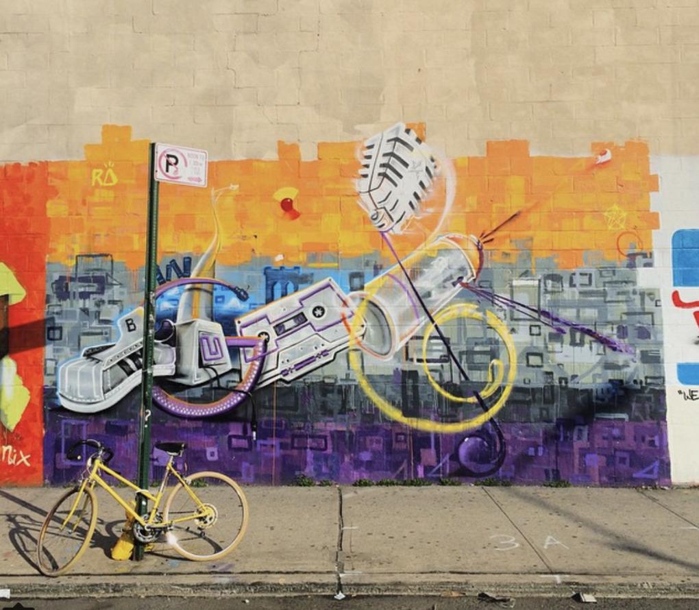 Bushwick Graffiti Tours Educate As Well As Piss Off — Arts & Culture on Bushwick Daily