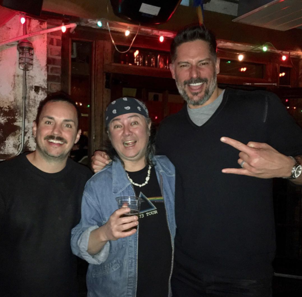 Sofia Vergara's Husband, Joe Manganiello, Ate at Roberta's Last Night — Restaurants on Bushwick Daily