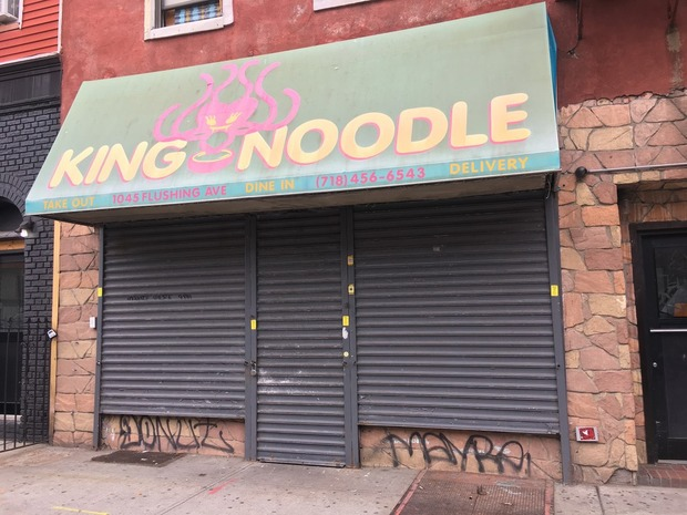King Noodle Closes After Nearly Five Years in Bushwick — News on Bushwick Daily