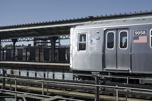 The M Train Is Fully Functional in Bushwick Today After Months of Renovation — News on Bushwick Daily