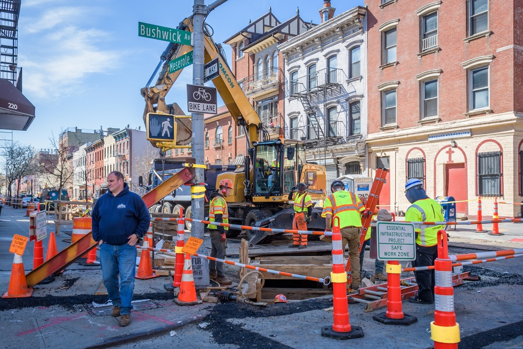 Nat Grid Says They'll Restart Construction Following Williams Pipeline Rejection — News on Bushwick Daily