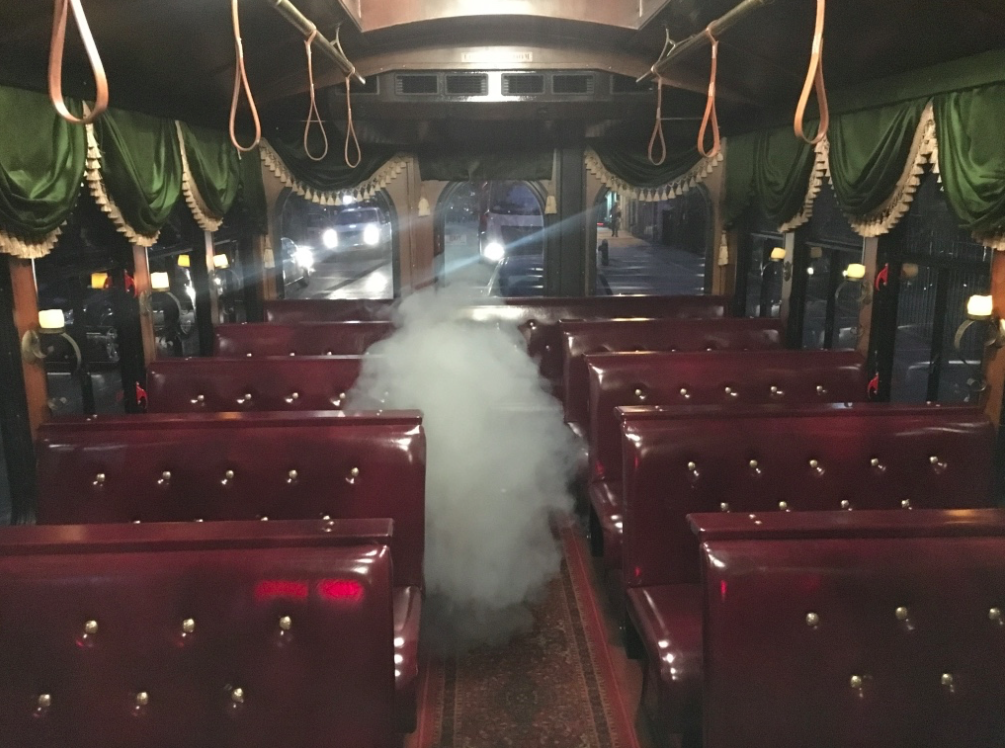Madame Morbid's Trolley Tours Shares Brooklyn's Dark History — Community on Bushwick Daily